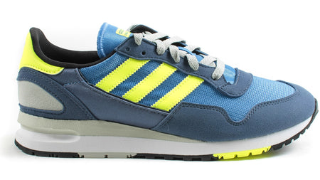 Adidas Lowertree Real Blue Neon Yellow