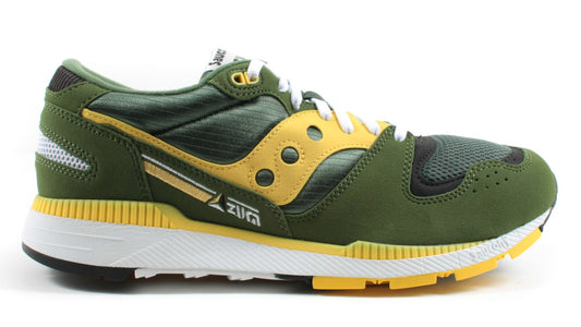 Saucony Azura Green Yellow