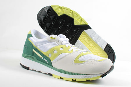 Saucony Azura white green lime