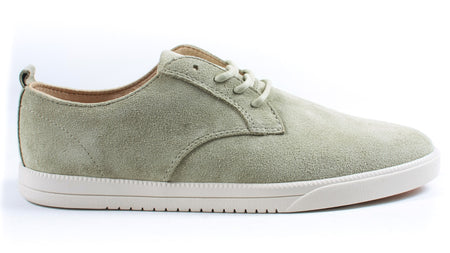 Ellington Suede Aloe Green