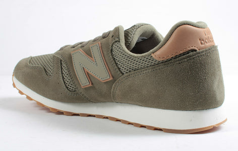 New Balance 373 covert green