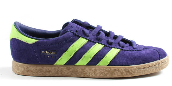 Adidas Stadt Real Purple Slime Yellow