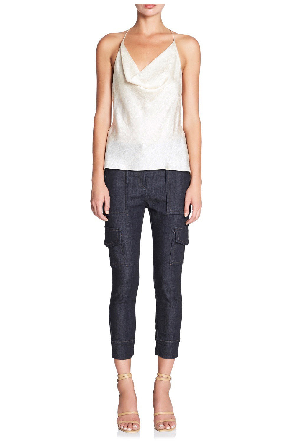 SUPERCUT CROP PANT