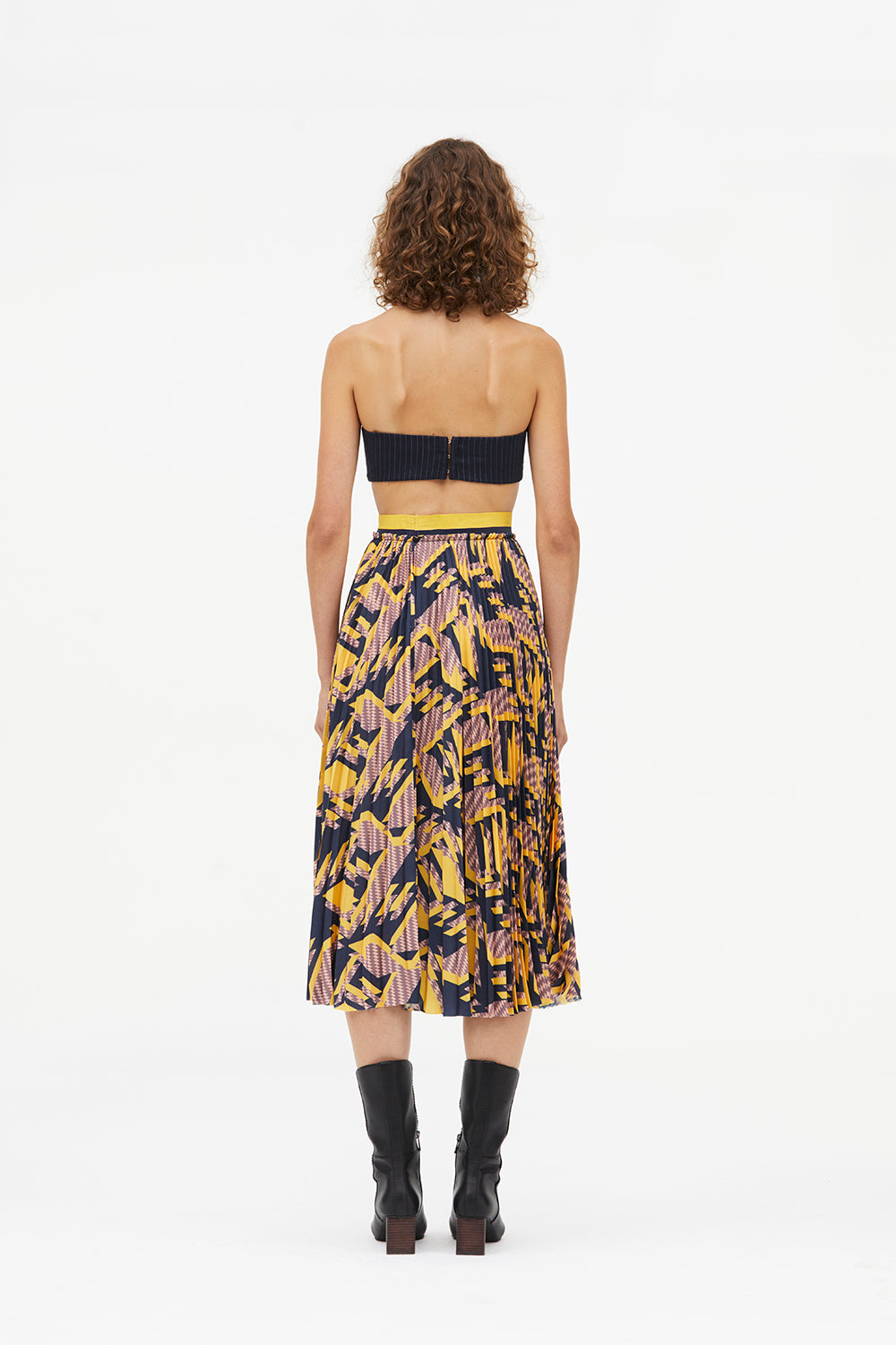 POETS OF ACTION SKIRT