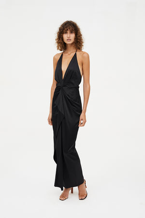 SLOW BURN MAXI DRESS