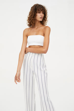 REBEL WHITE BANDEAU