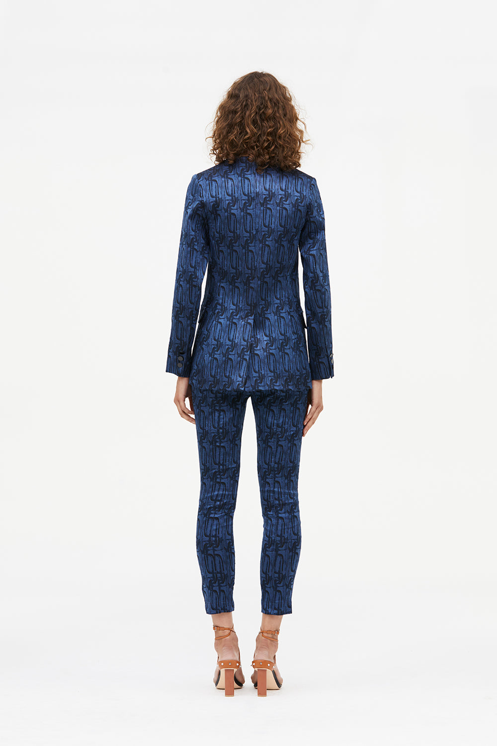 3b8c2c839840c Double Exposure Blazer in Ink   Ethical Designer Jackets by Manning ...
