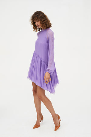 FEATHER WEIGHT MINI DRESS