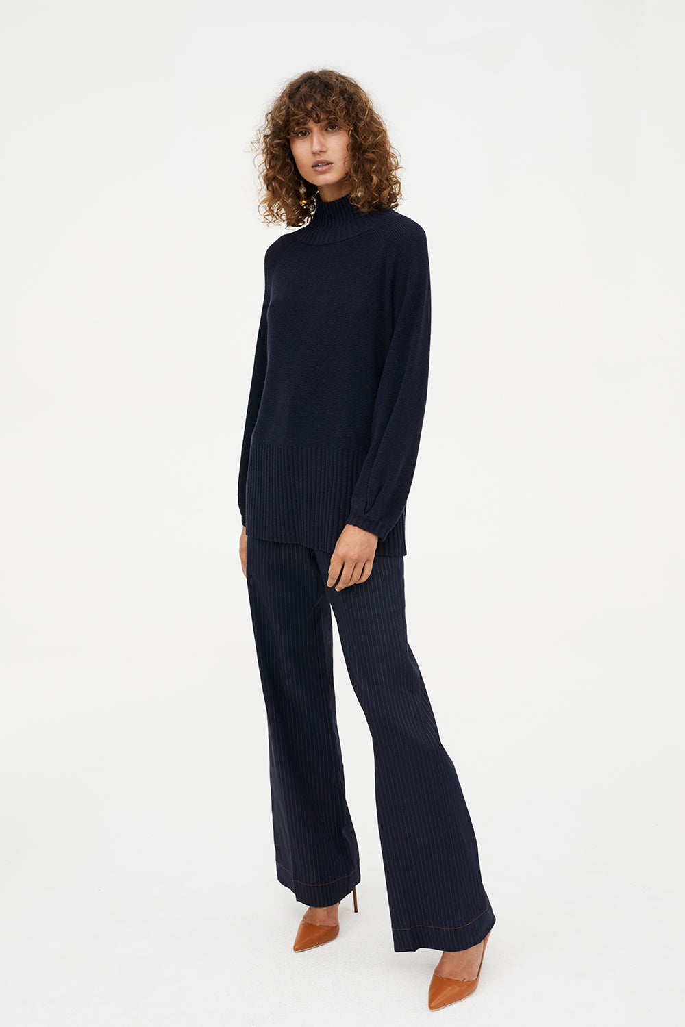 IN THE LOOP KNIT JUMPER