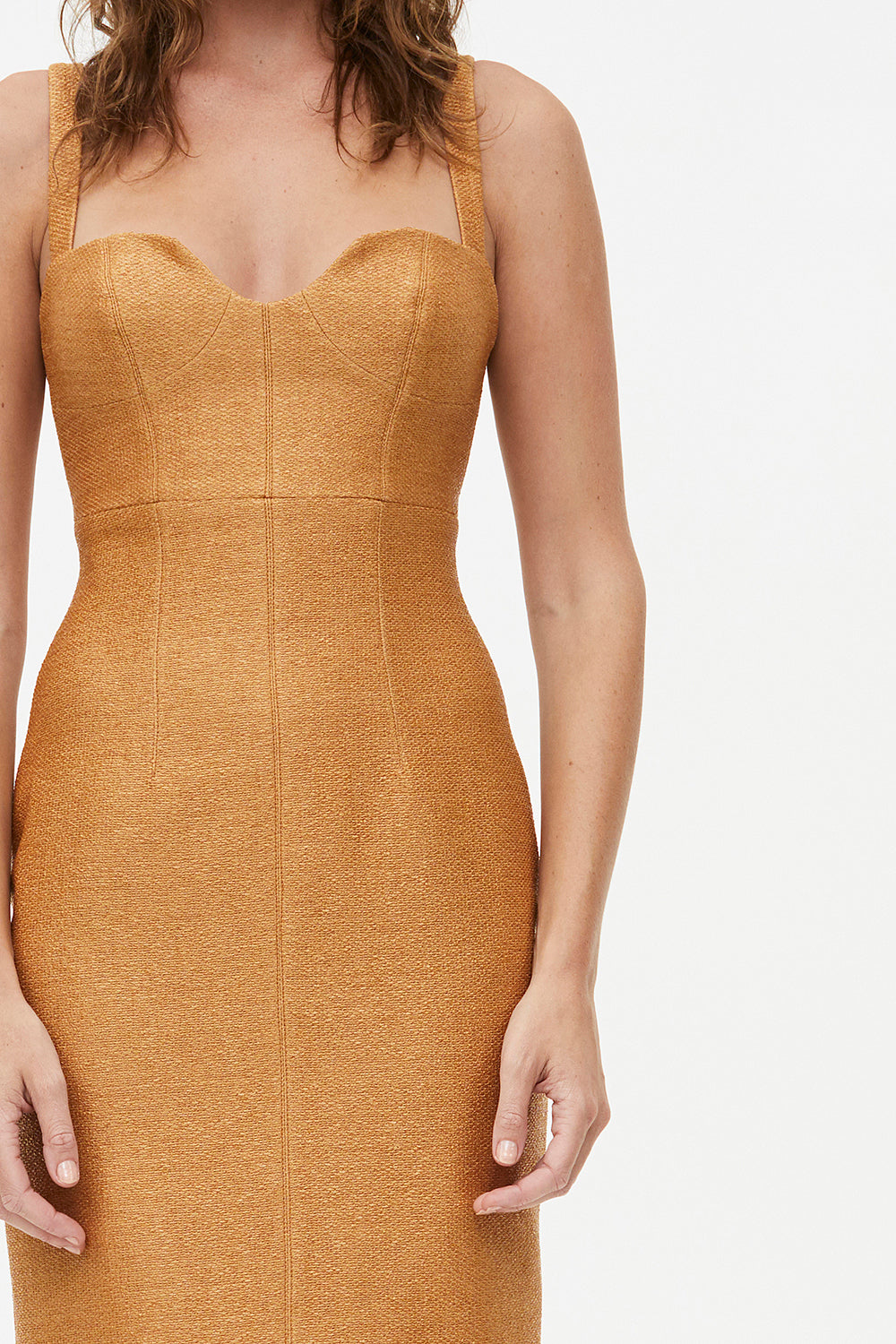 GOLDEN TICKET DRESS