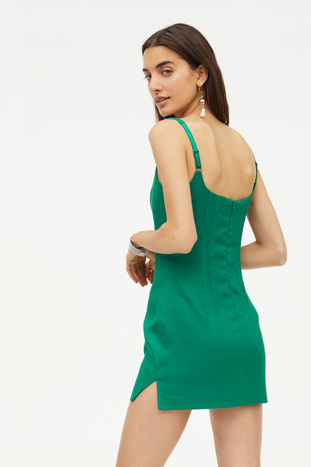 THE BOTANIST MINI DRESS