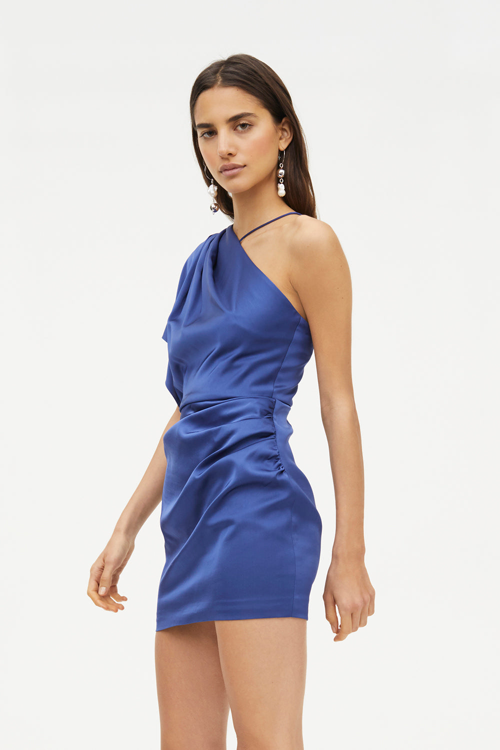 MAKING WAVES MINI DRESS