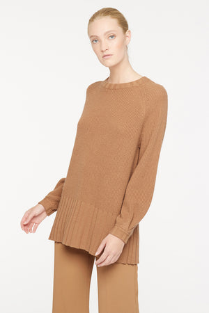IN CONVERSATION KNIT TOP