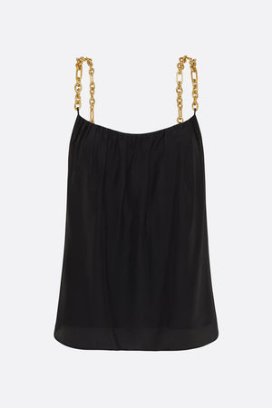 GOLDEN RULES CAMISOLE W/CHAIN