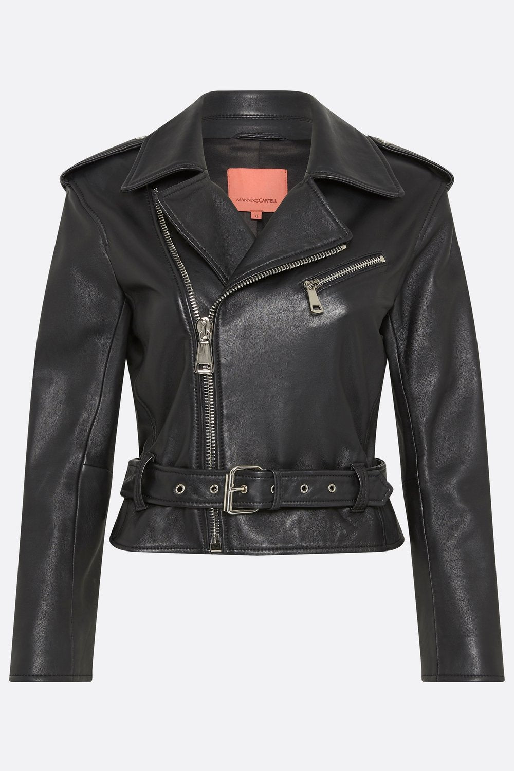 OPEN SEASON LEATHER JACKET