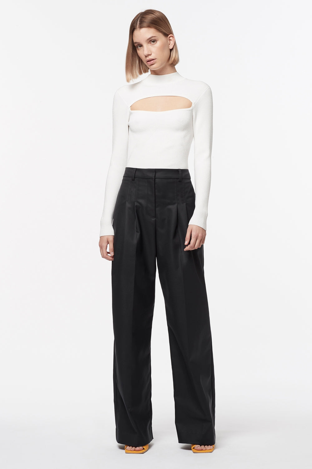 QUICK MARCH WIDE LEG PANT