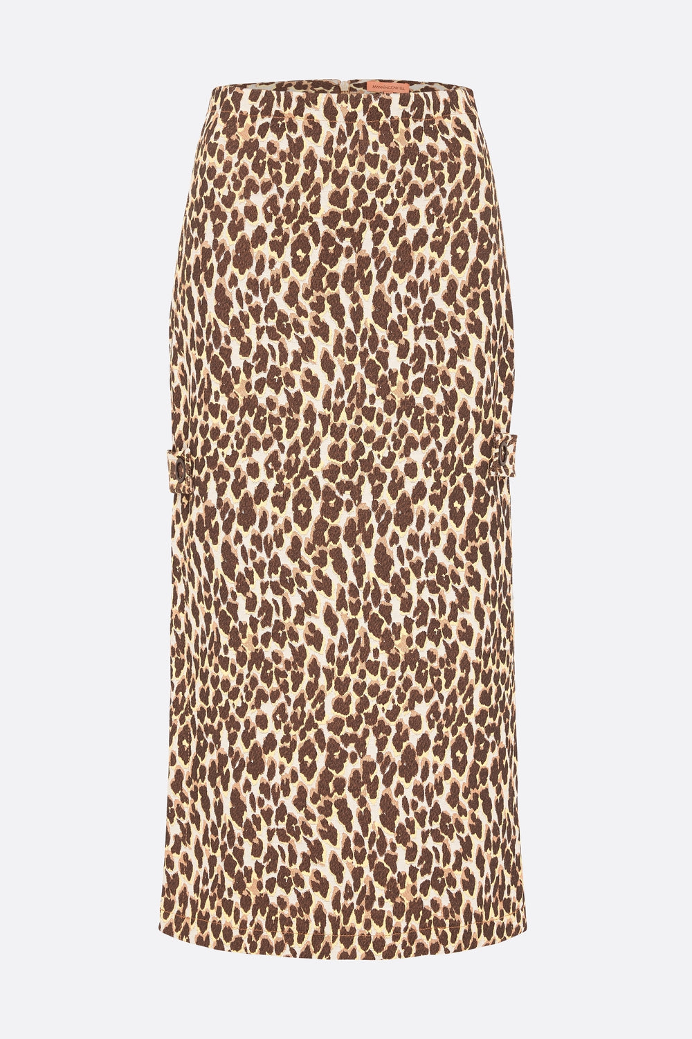 RUN THE WORLD MIDI SKIRT