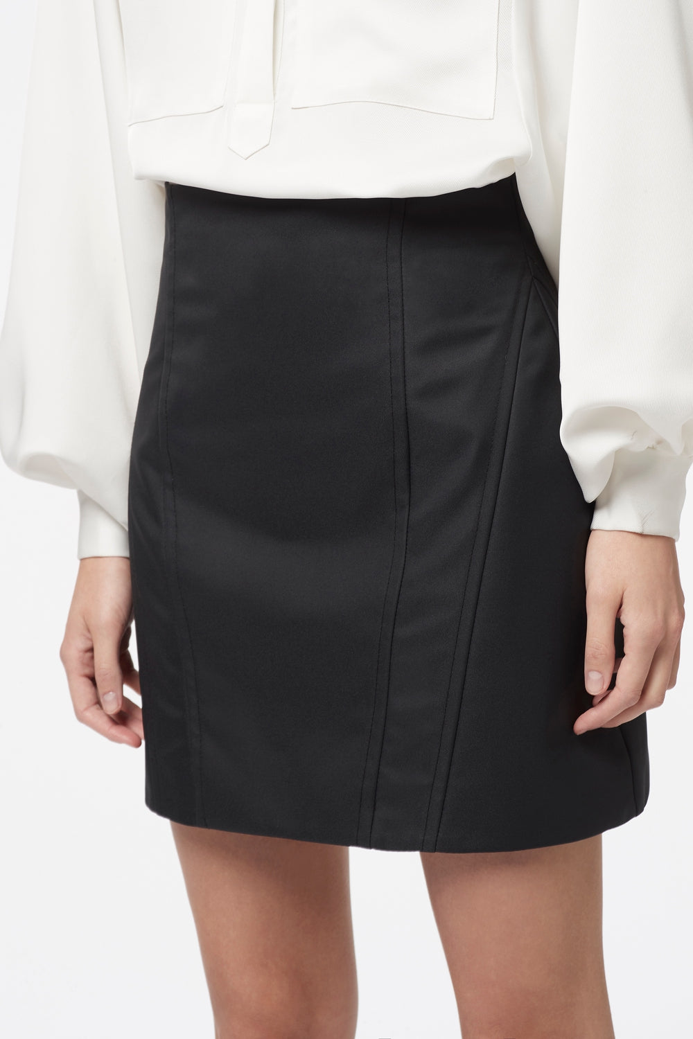 QUICK MARCH MINI SKIRT