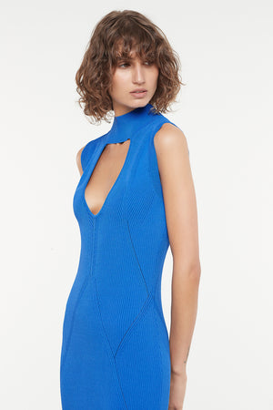 STATE OF PLAY KNIT DRESS