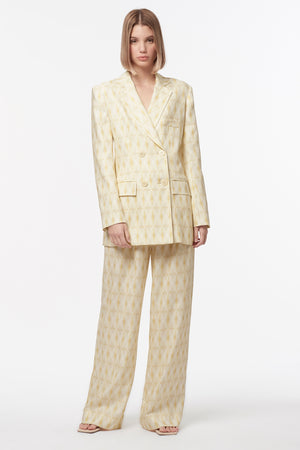 DIAMOND STANDARD TAILORED BLAZER