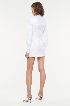 STUNT RIDER SHIRT DRESS