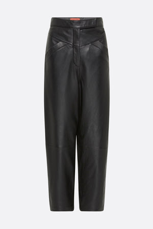 POWER PLAYERS LEATHER PANT
