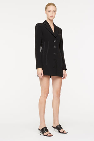 SHARP SHOOTER CORSET BLAZER