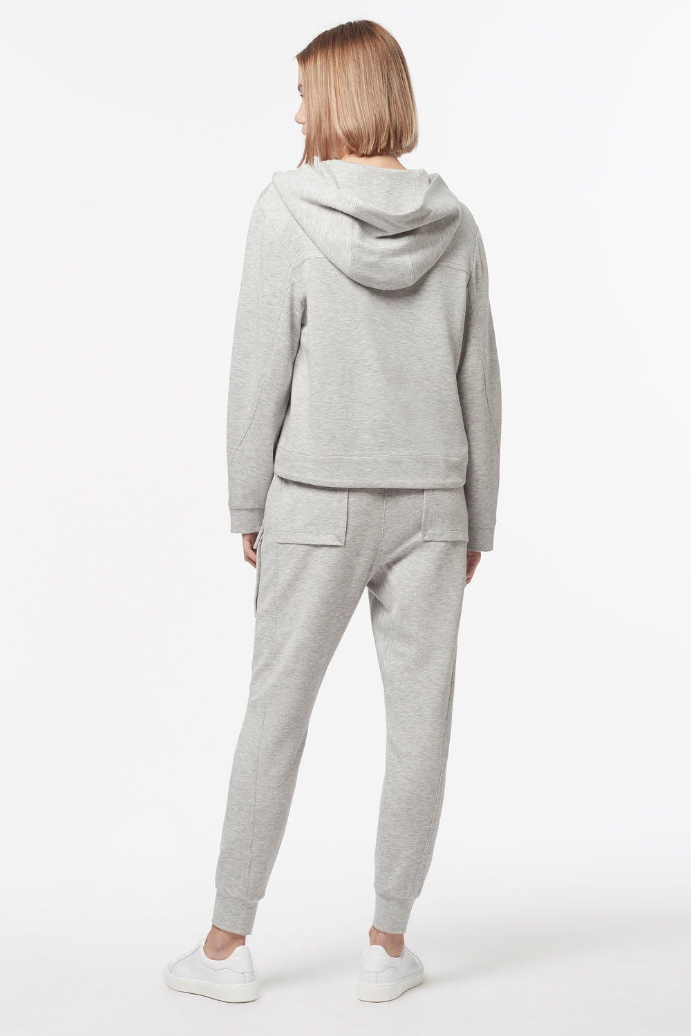 LOUNGE ACT HOODIE TOP