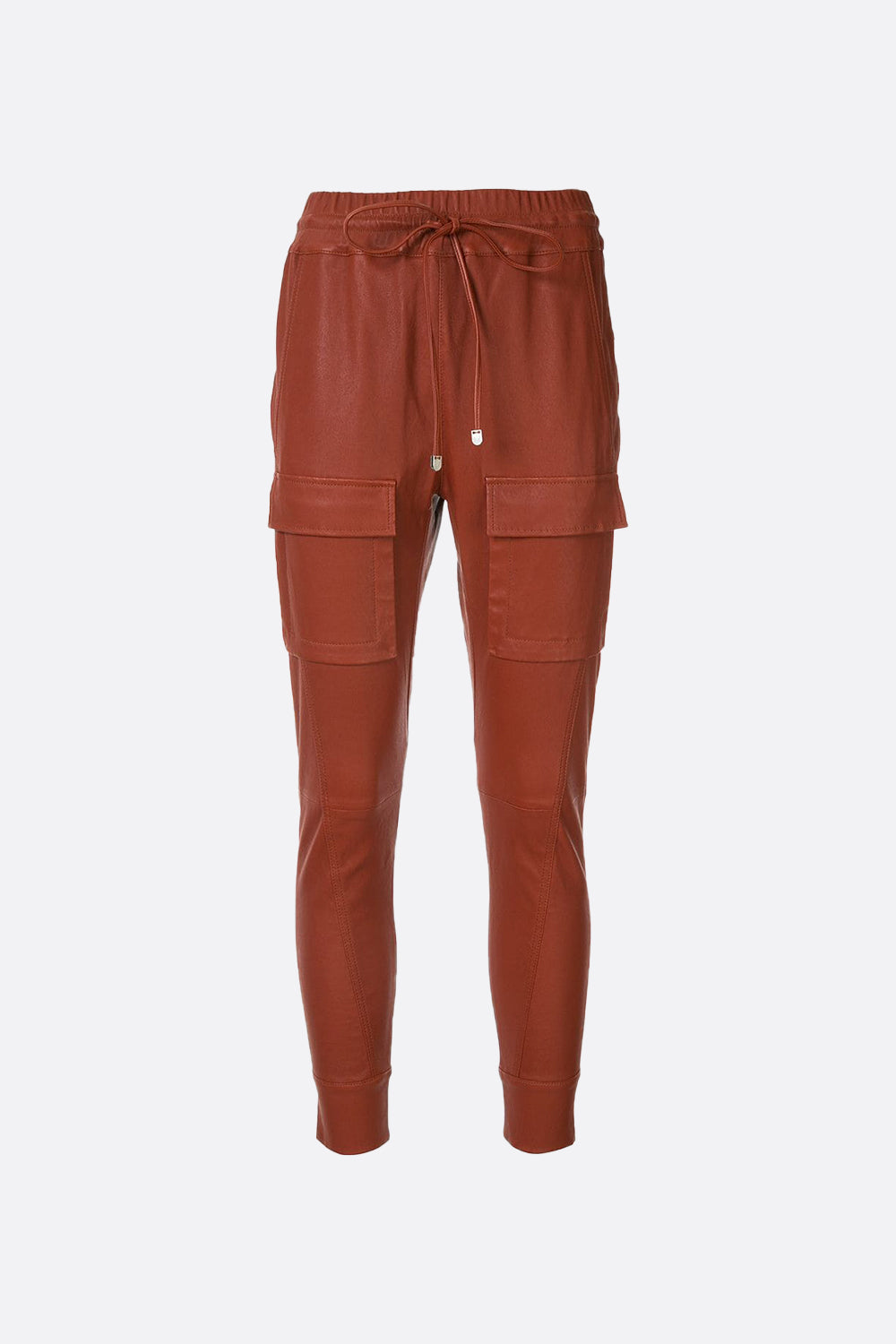 OPEN SEASON STRETCH LEATHER PANT