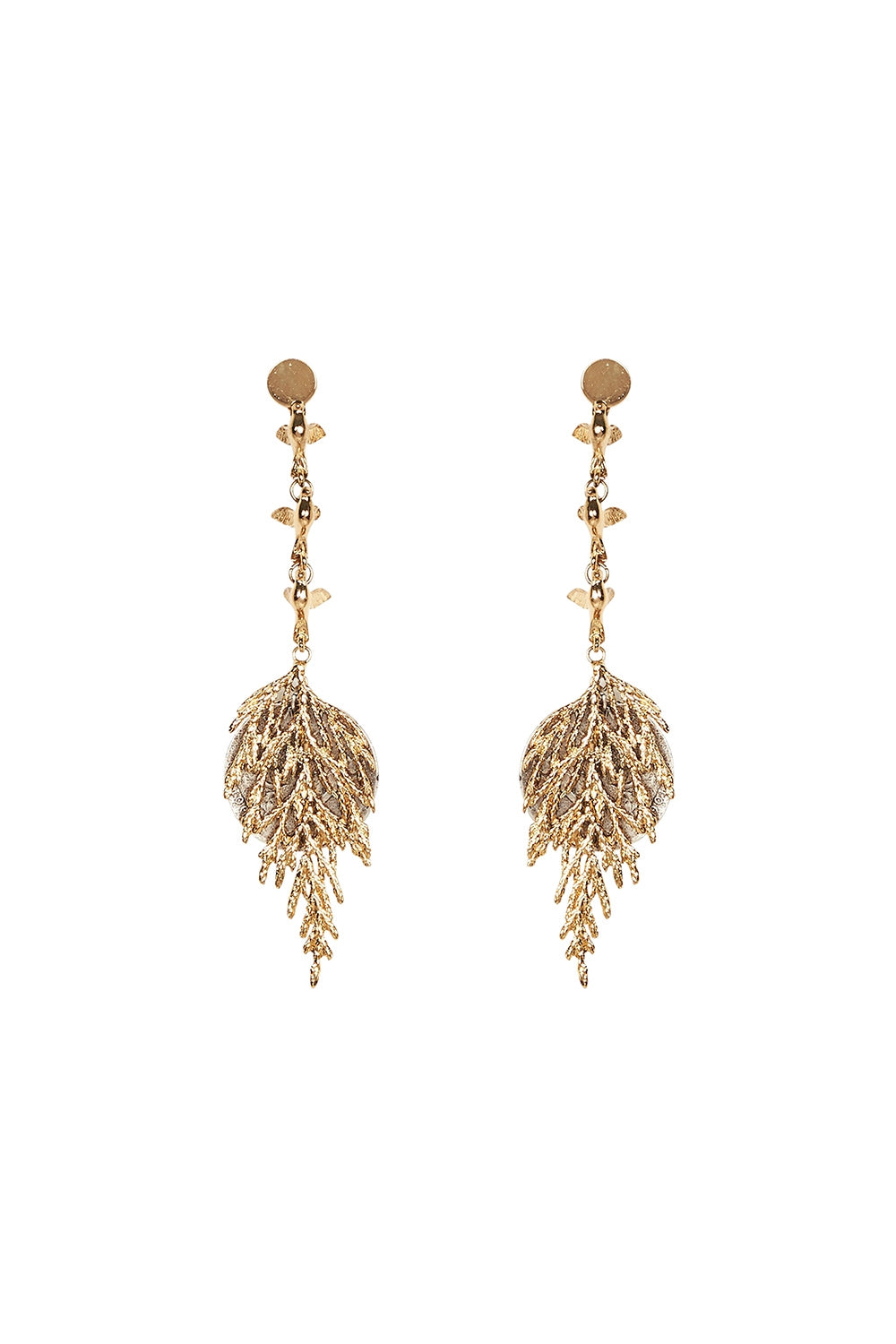 TREASURE DROP EARRINGS