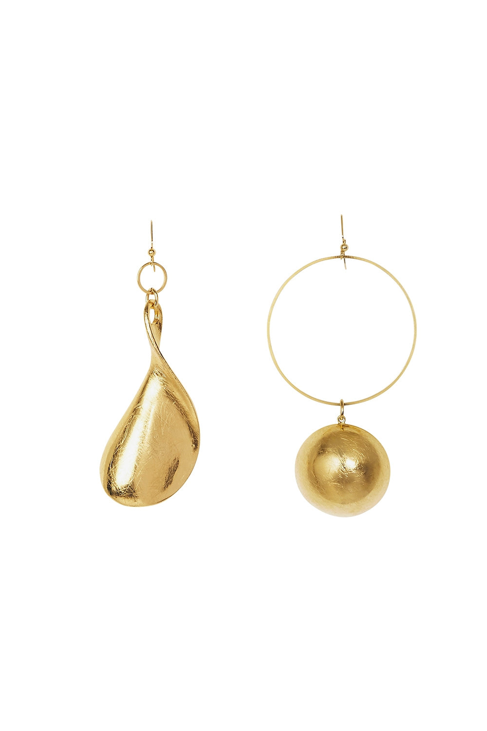 MOUNSER LUNAR ASYMMETRIC EARRINGS