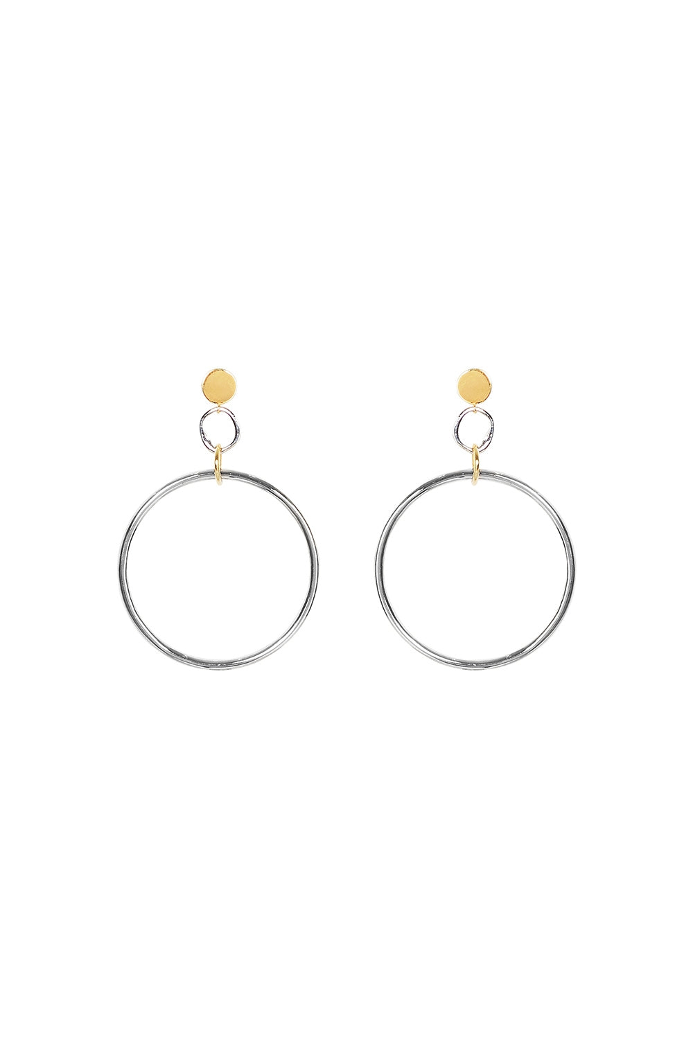 MOUNSER ISAMU EARRINGS