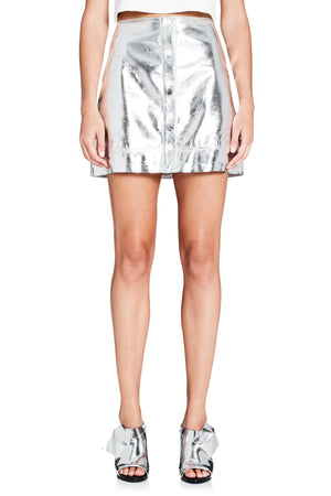 PLATINUM STATUS SKIRT