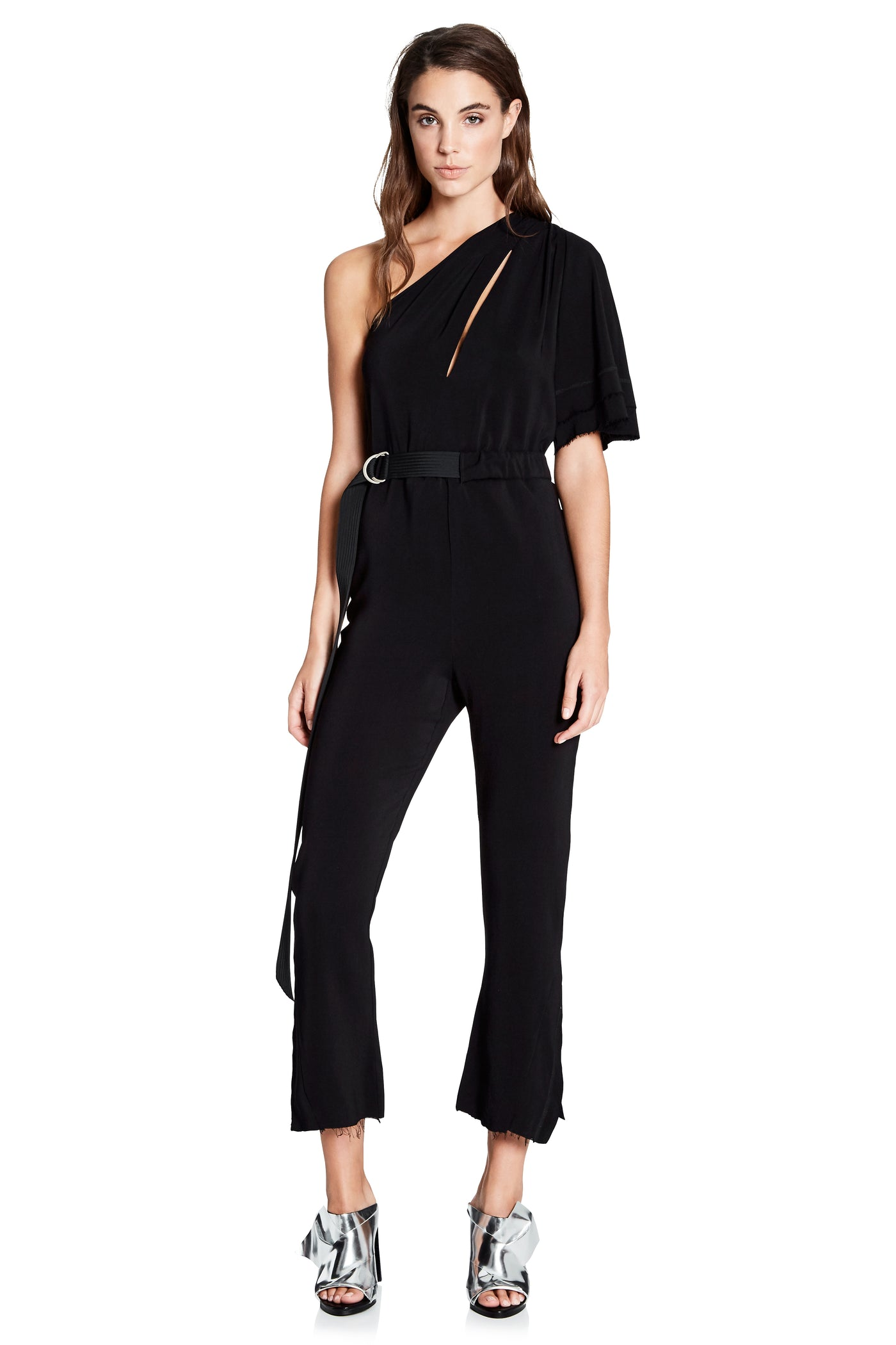 ON THE EDGE JUMPSUIT