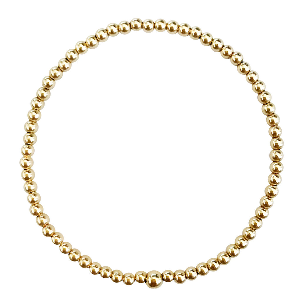 LENA | 14k Gold-Filled | 3mm