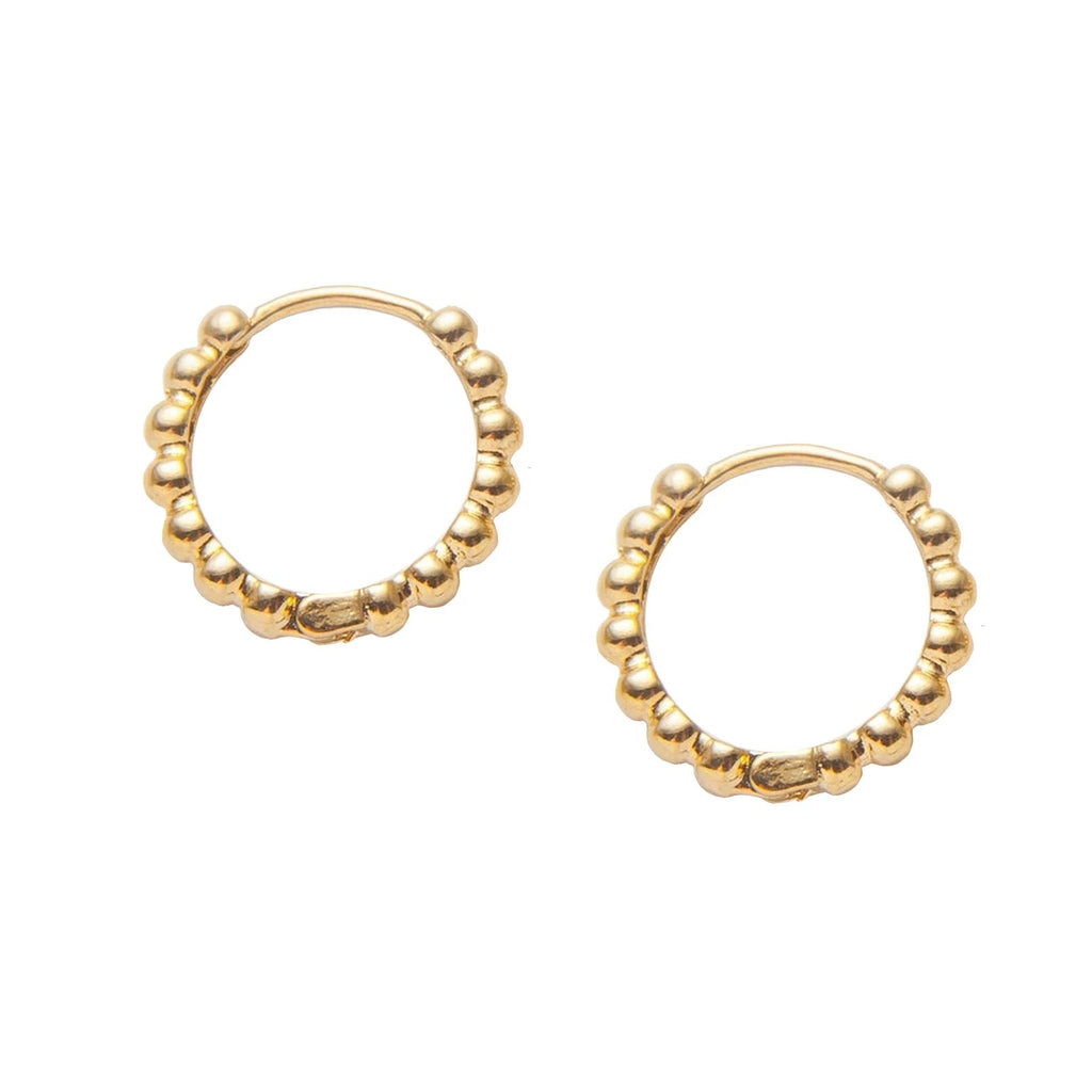 Brittany Allen Jewelry | Huggie Earrings