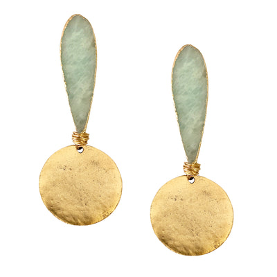 Brittany Allen Jewelry | Statement Earring