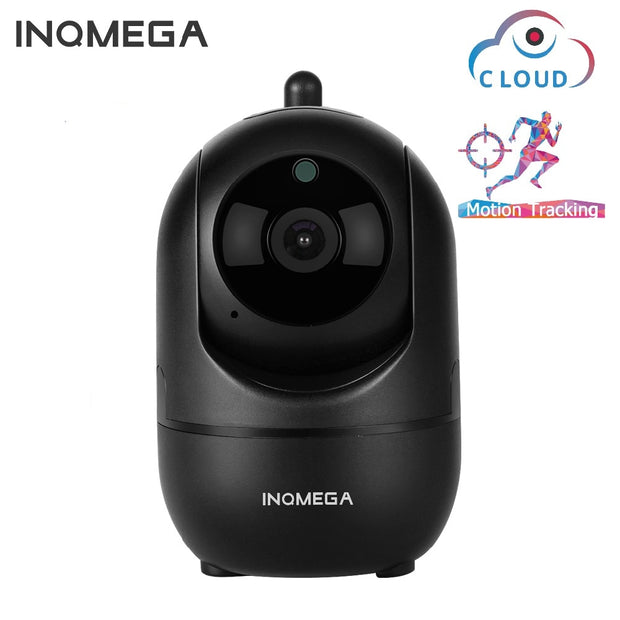 INQMEGA HD 1080P Cloud Wireless IP Camera - Auto Tracking Security Surveillance  Toffee Tops Gear