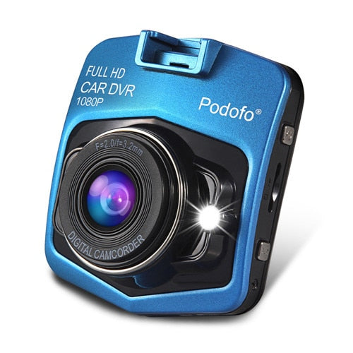 The best value DashCam on the market! Podofo A1 Mini Full HD 1080P Recorder plus Night Vision  Toffee Tops Gear