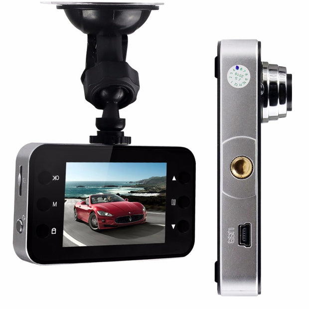 "K6000 2.6"" DVR 1080P LED Dash Cam Electronics Toffee Tops Gear"