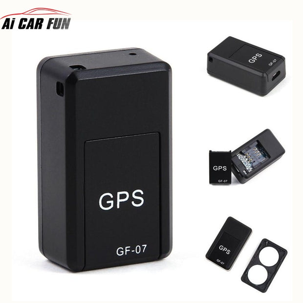 Mini GPS CAR Tracking Device, Voice Control, Burglar alarm  Toffee Tops Gear