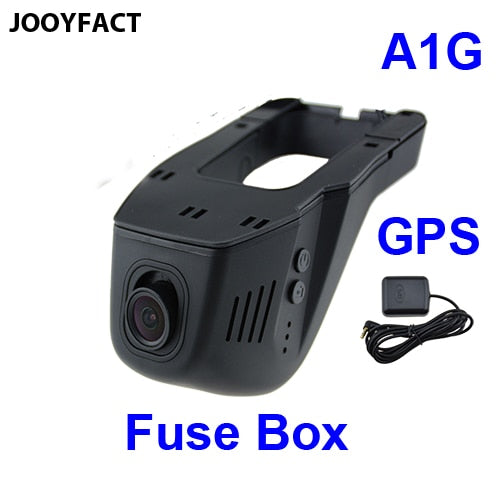 JOOYFACT A1 DashCAm - DVR DVRs Digital Video Camcorder 1080P Night Vision - WiFi  Toffee Tops Gear