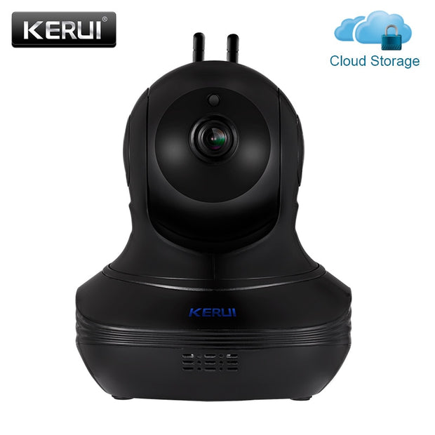 KERUI Full HD 1080P IP Camera Wireless Cloud Storage Alarm - WiFi Camera Night Vision  Toffee Tops Gear