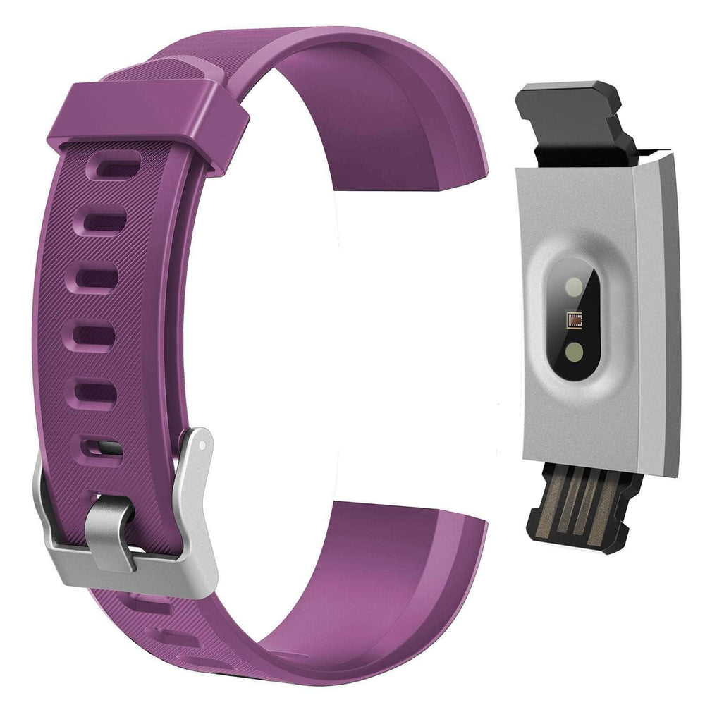 ANNEW Smart Watch - bracelet Purple