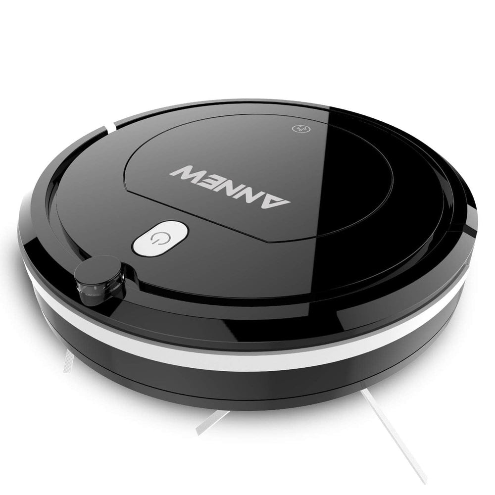 ANNEW Star park Black [1 Robot vacuum cleaner A1 + 1 Smart bracelet + 1 Dual-port USB charger]