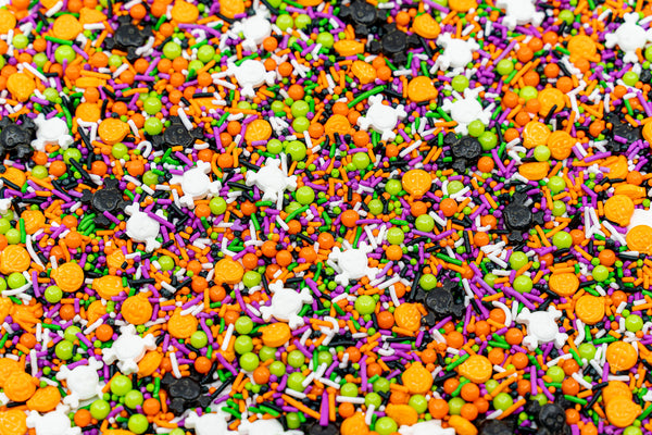 Spooky! Luxury Sprinkle Mix