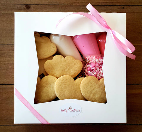 Valentine Cookie Decorating Kits