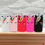 Unicorn iPhone Soft Silicone 3D Case
