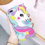 Unicorn Princess iPhone Case