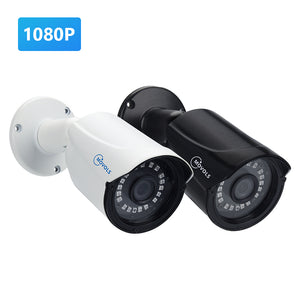 2MP(1080P) Security Camera AHD / TVI / CVI/CVBS Analog 4-in-1 Camera